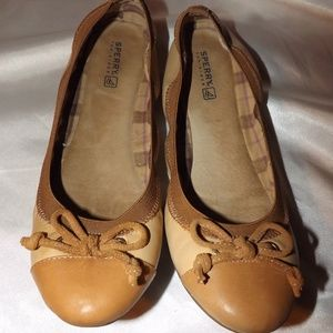 Womens SPERRY Slip On Shoes STS90937 - Sz 8.5M